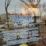 The medicine shoppe outside